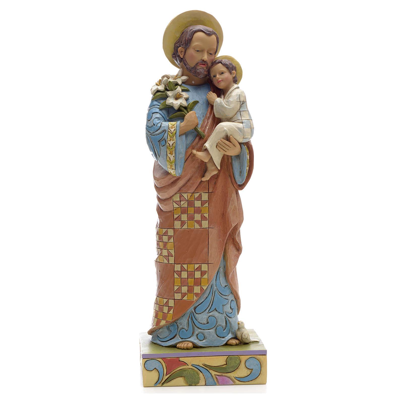 Saint Joseph figurine by Jim Shore 4