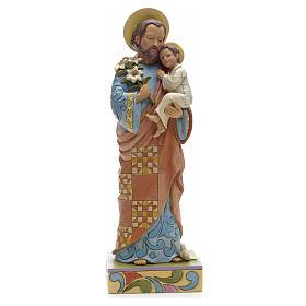 Saint Joseph figurine by Jim Shore s1