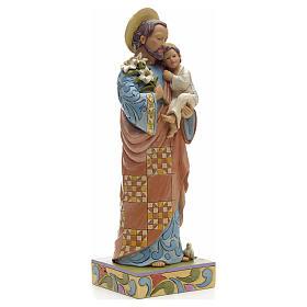 Saint Joseph figurine by Jim Shore s3