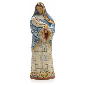 Virgin Mary figurine by Jim Shore s1