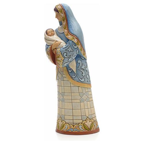 Virgin Mary figurine by Jim Shore 2