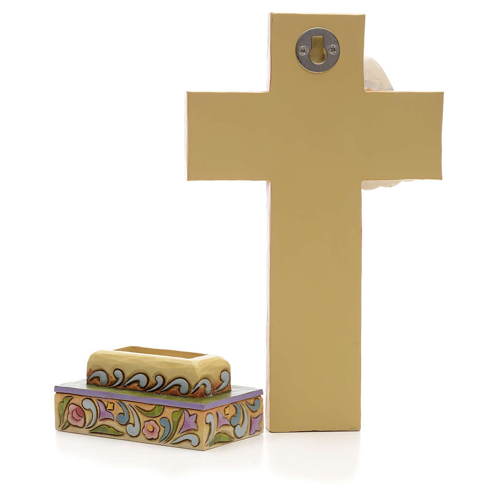 Jim Shore - Bereavement Cross (Cruz de luto) 4