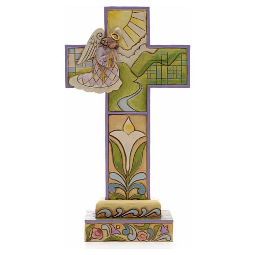 Jim Shore - Bereavement Cross (Cruz de luto) 1