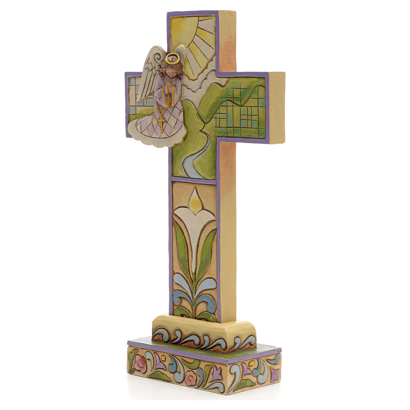 Bereavement Cross by Jim Shore 4