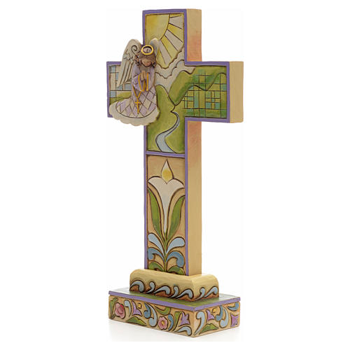 Bereavement Cross by Jim Shore 2