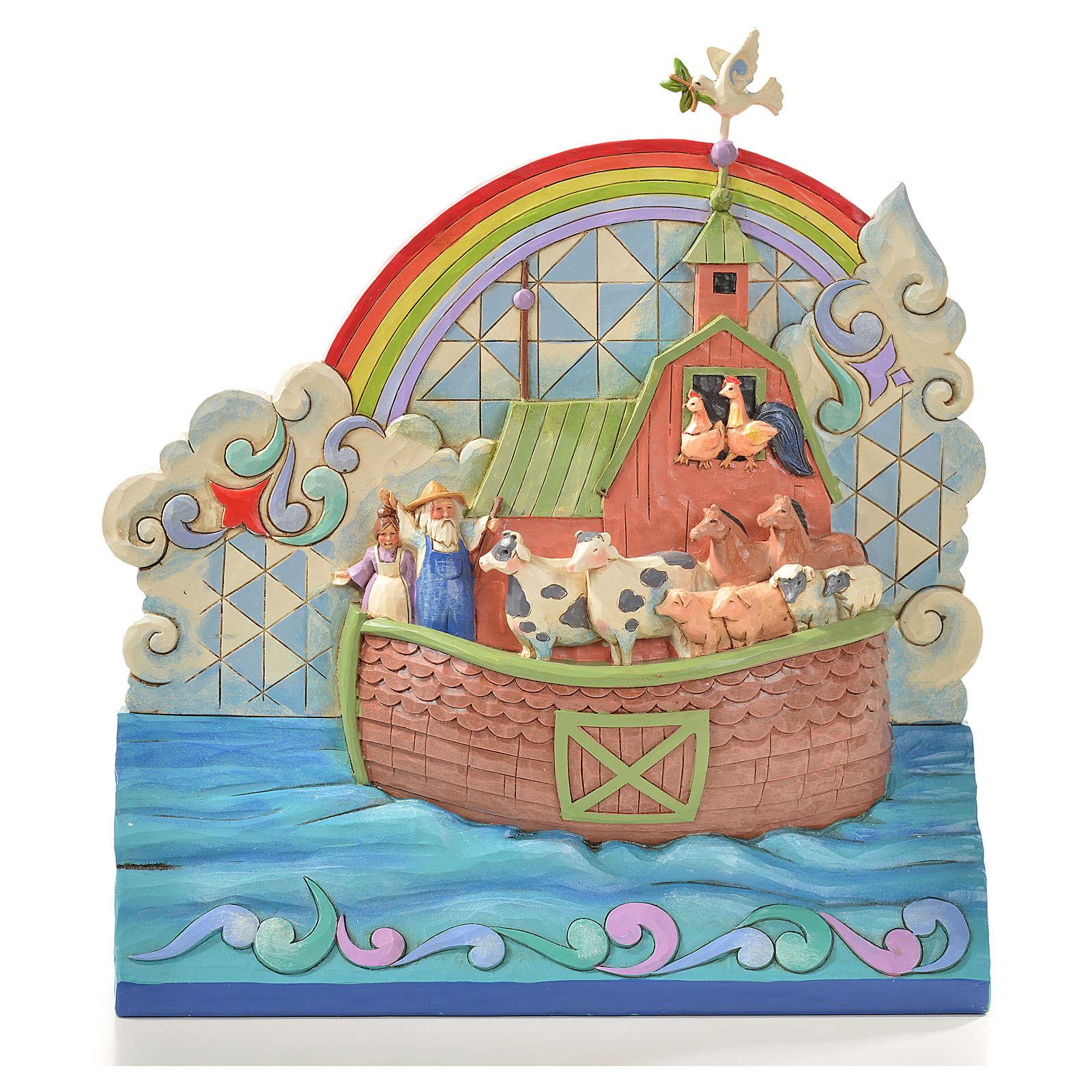 Jim Shore - Noah's Ark (Arca di Noè) 4