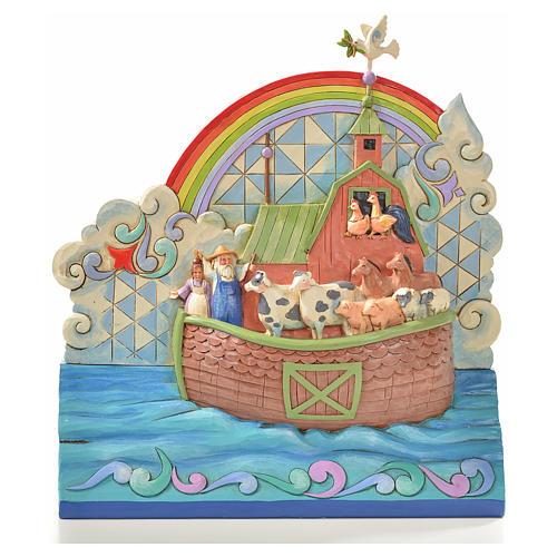 Jim Shore - Noah's Ark (Arca di Noè) 1