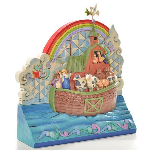 Jim Shore - Noah's Ark (Arca di Noè) 2