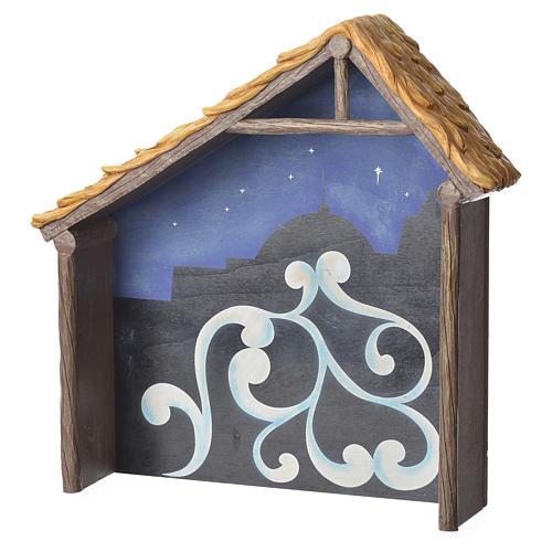 Jim Shore - Pint Nativity Set 9 pz 13cm 8