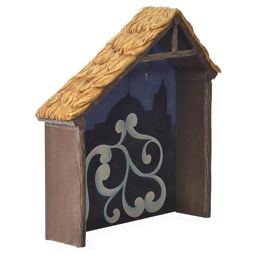 Jim Shore - Pint Nativity Set 9 pz 13cm 9