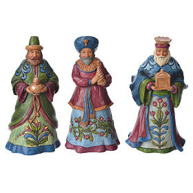 Jim Shore - Pint Nativity Set 13cm figurines, 9 pcs s4