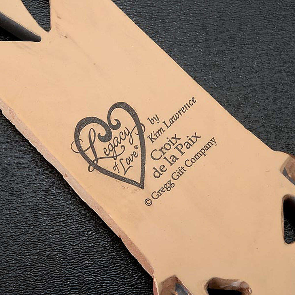Croix de la paix Legacy of love 4