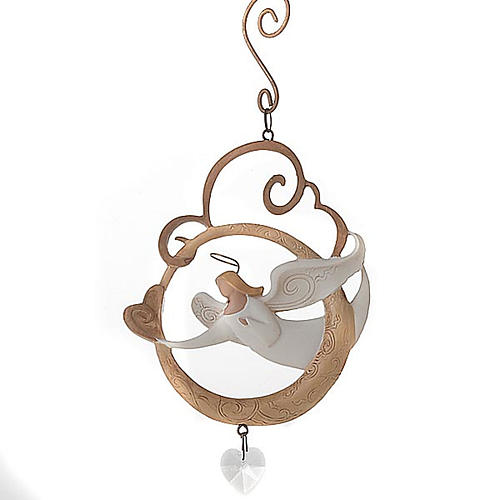 Flying angel ornament Legacy of Love 1