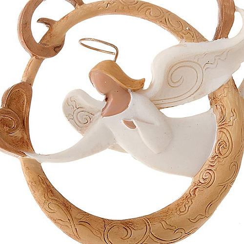 Flying angel ornament Legacy of Love 3