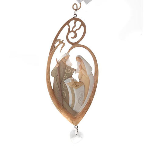 Holy Family ornament Legacy of Love 1