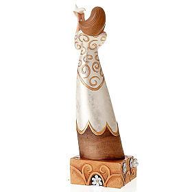 Estatua mujer con paloma Legacy of Love s5