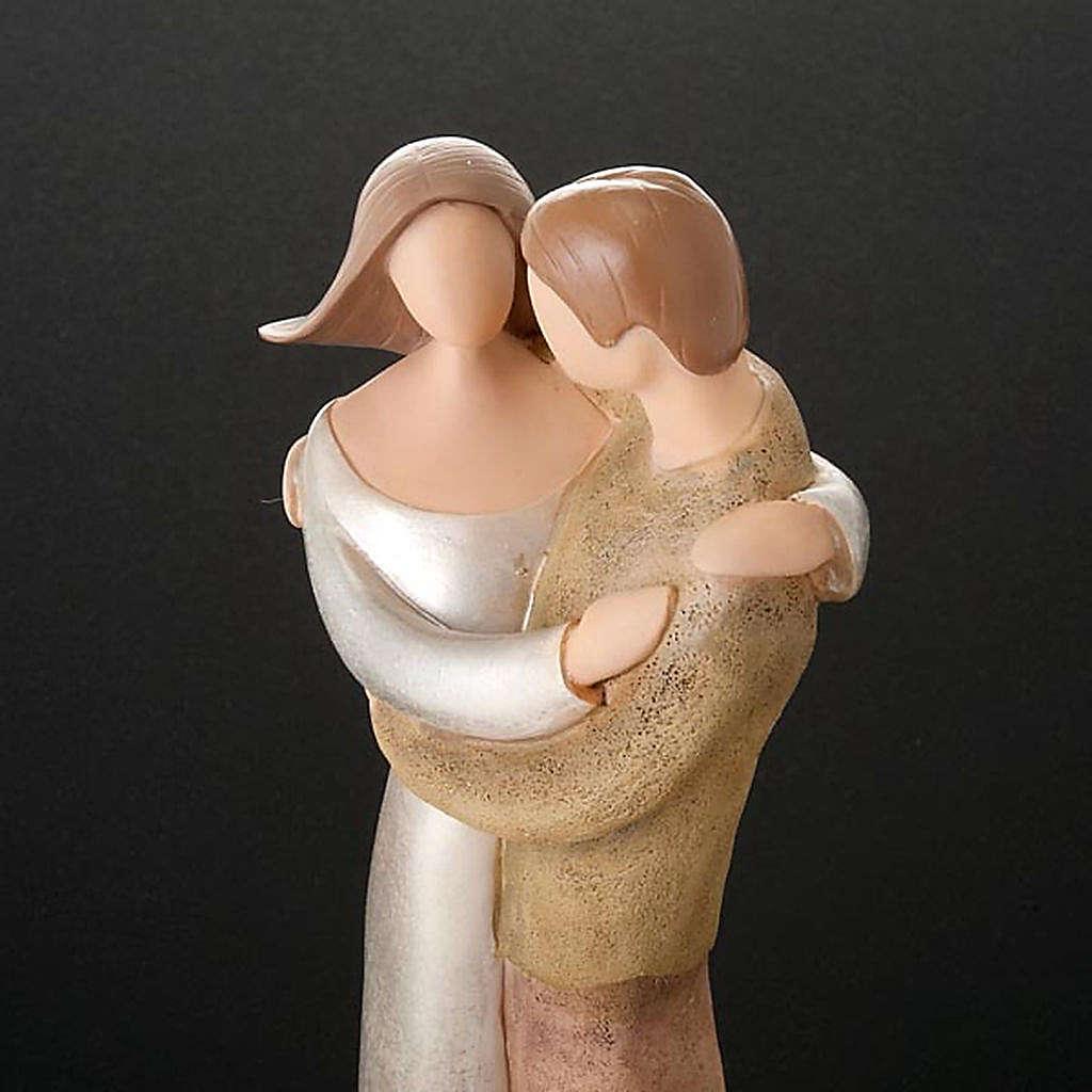 Romantic couple figurine Legacy of Love 4