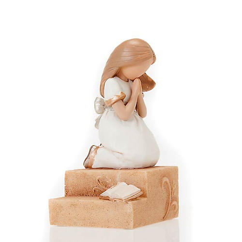 Praying girl figurine Legacy of Love 1