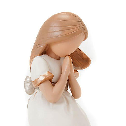 Praying girl figurine Legacy of Love 3