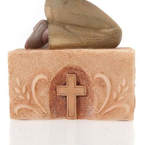 Praying boy figurine Legacy of Love 3
