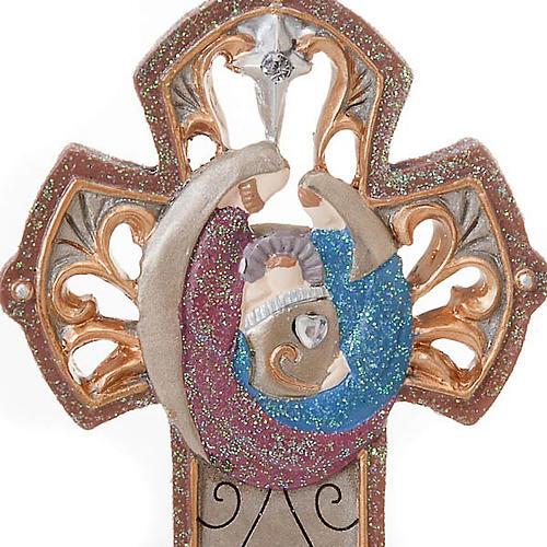 Pendente croce Natività Legacy of Love 2
