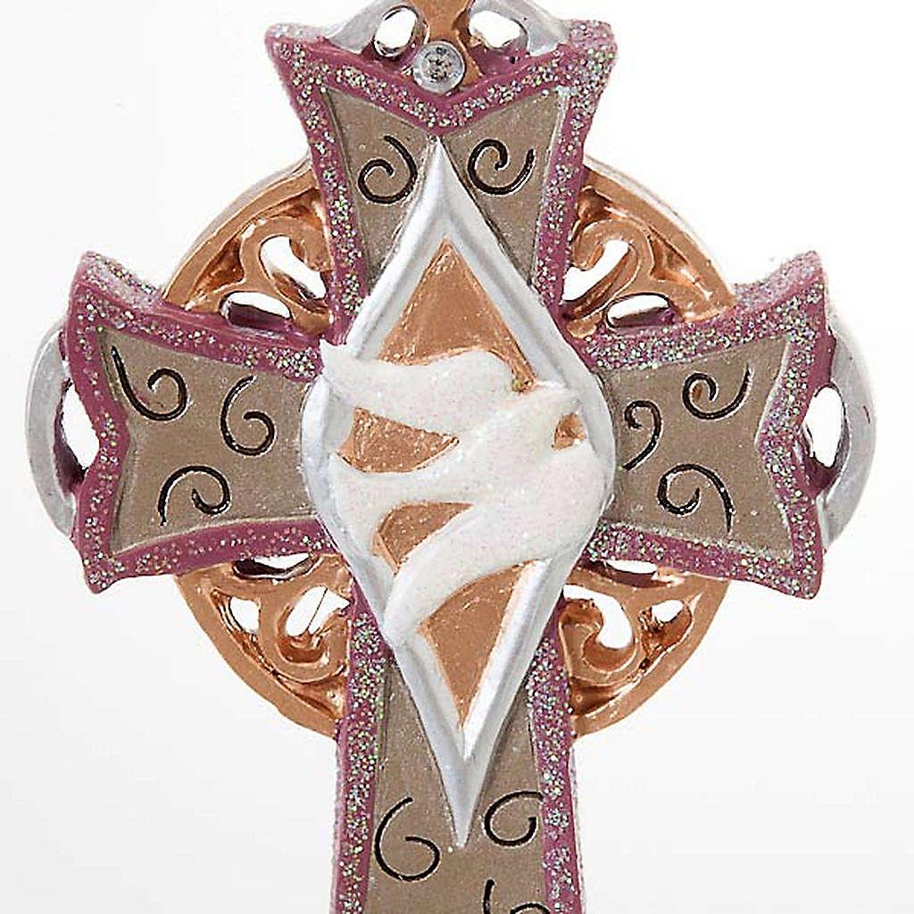 Pendente croce Spirito Santo Legacy of Love 4
