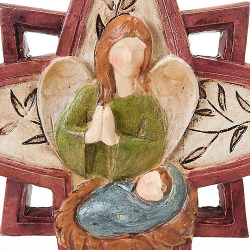 Angel and baby hanging cross Legacy of Love 2