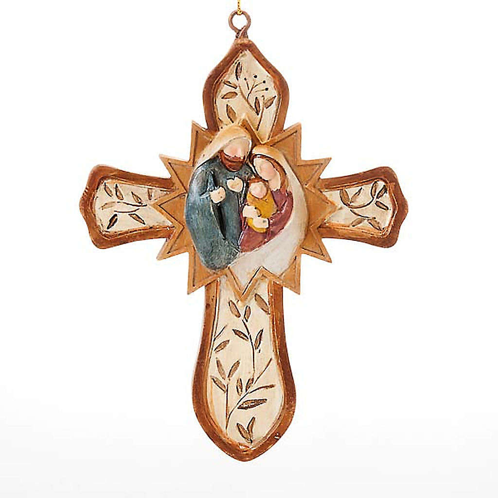 Colgante  Cruz Sagrada Familia Legacy of Love 4