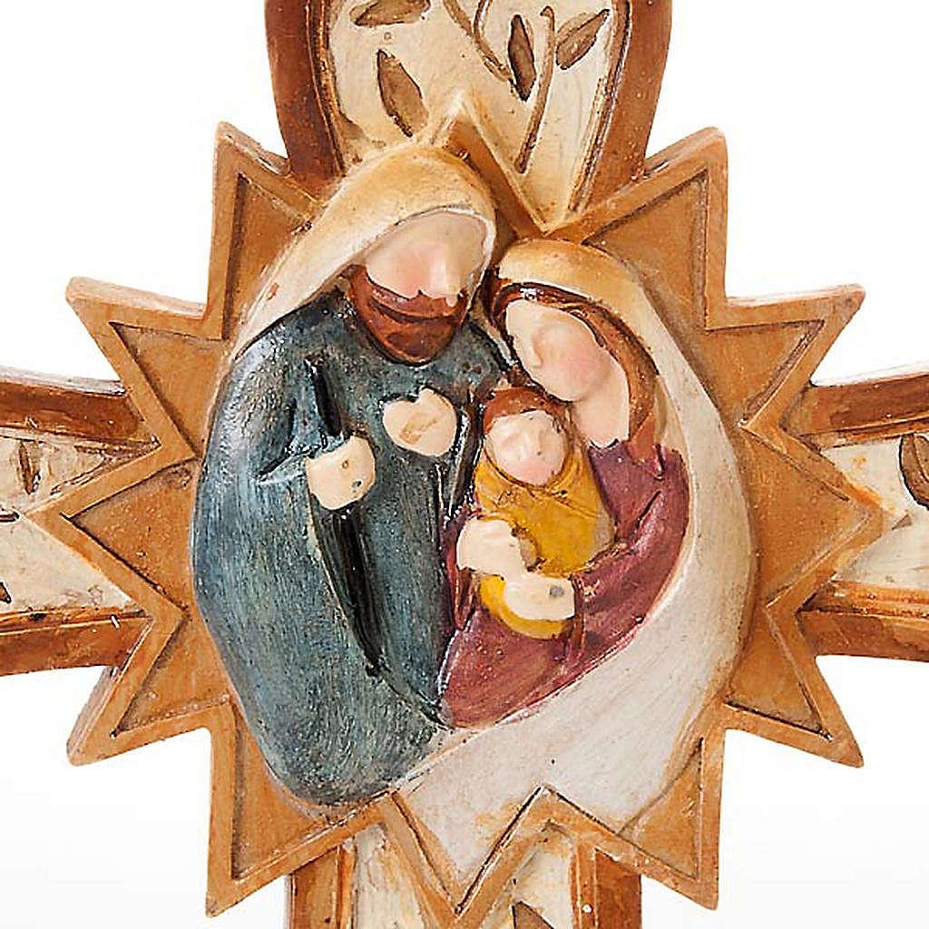 Pendente Sacra Famiglia croce Legacy of Love 4