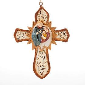 Pendente Sacra Famiglia croce Legacy of Love s1