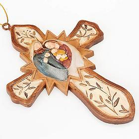 Pendente Sacra Famiglia croce Legacy of Love s3