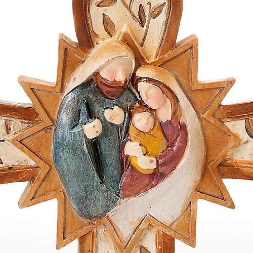 Pendente Sacra Famiglia croce Legacy of Love 2