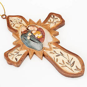 Holy Family hanging cross Legacy of Love s3