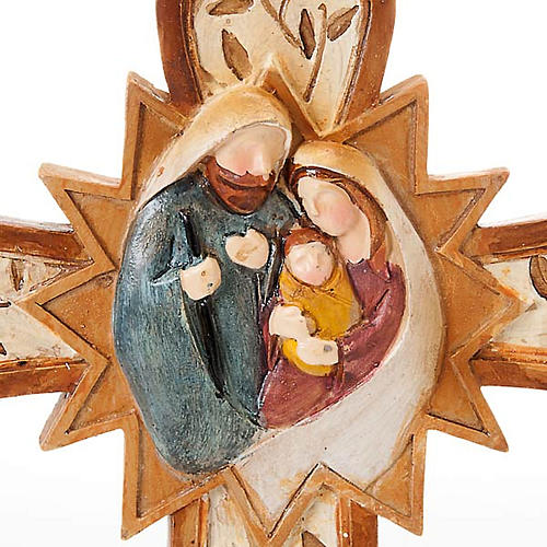 Holy Family hanging cross Legacy of Love 2