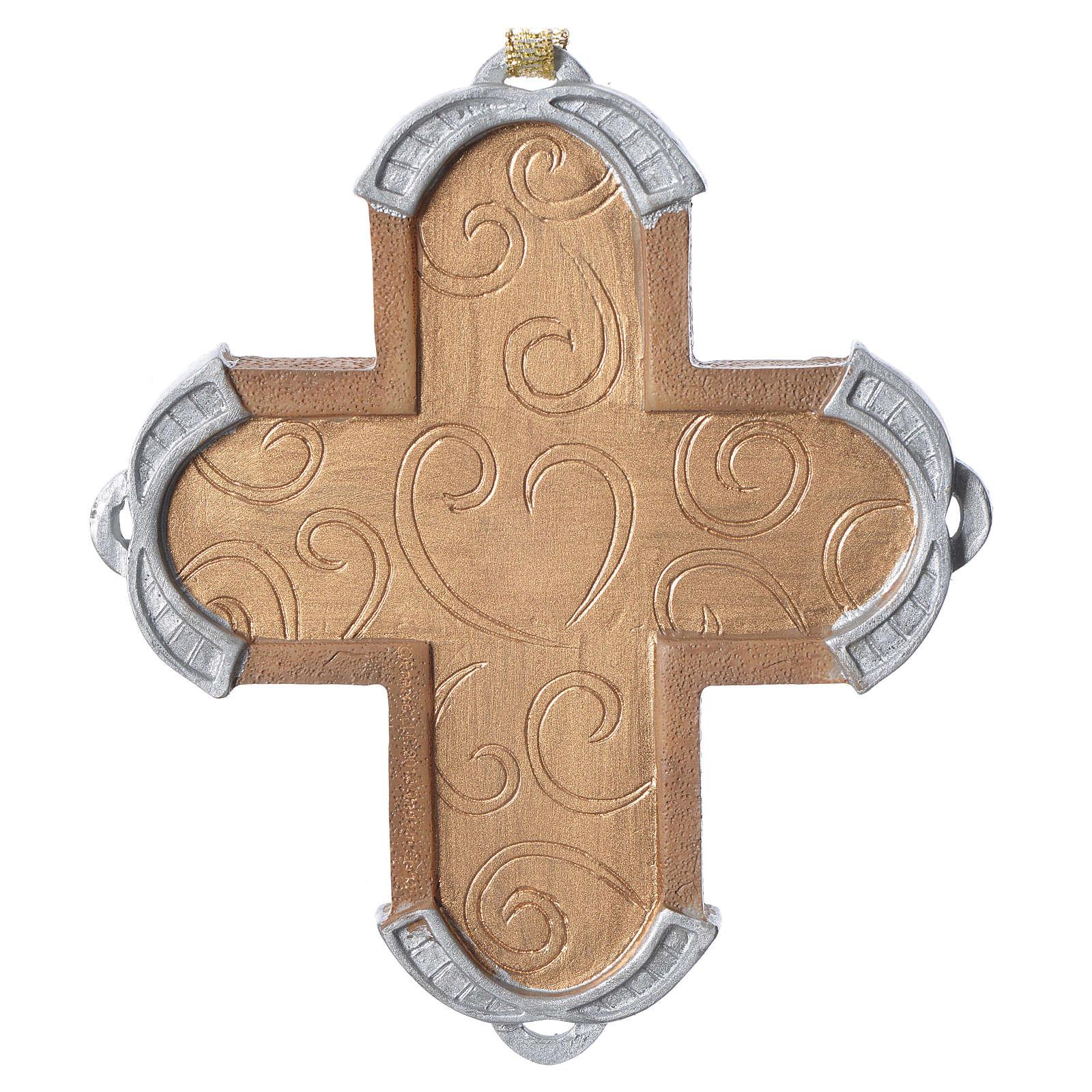 Pendente Nativity Cross Legacy of Love 4