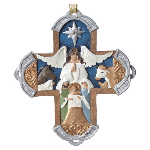 Pendente Nativity Cross Legacy of Love 1