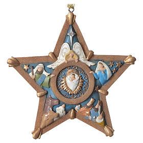 Addobbo Natalizio Nativity Star Legacy of Love s1