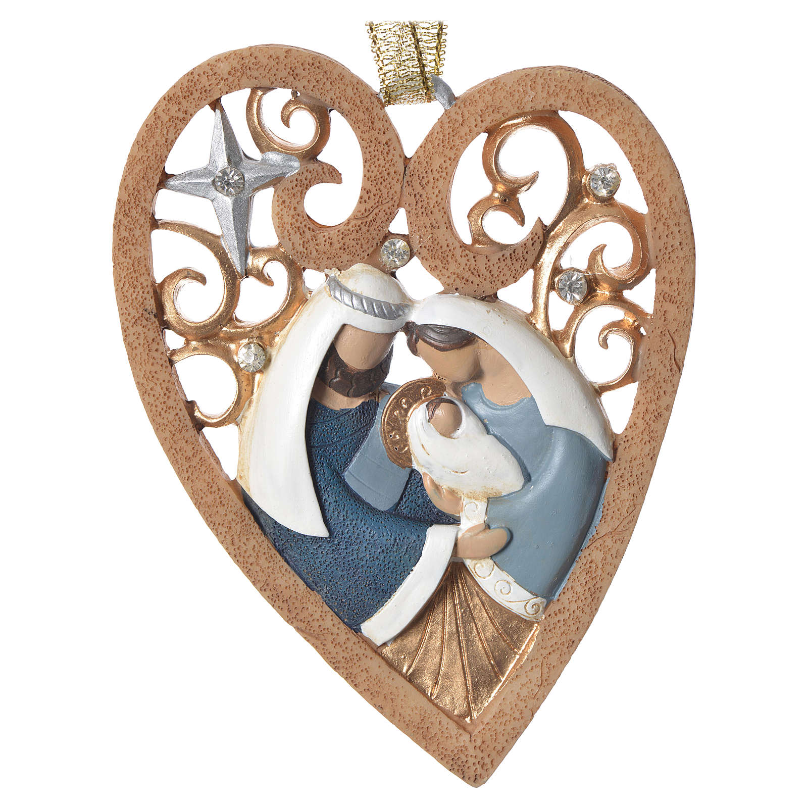 Nativty Hanging Ornament, Legacy of Love 4