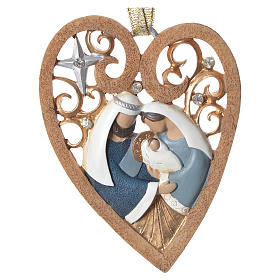 Nativty Hanging Ornament, Legacy of Love s1