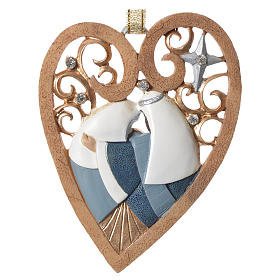 Nativty Hanging Ornament, Legacy of Love s2