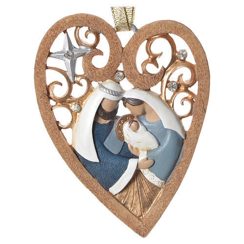 Nativty Hanging Ornament, Legacy of Love 1