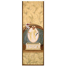 Resurrection lectern cover s1