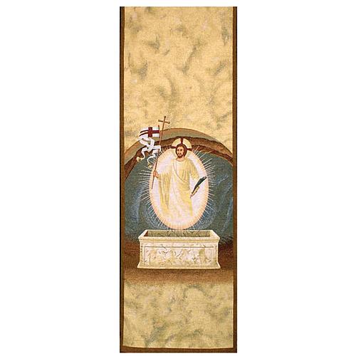 Resurrection lectern cover 1