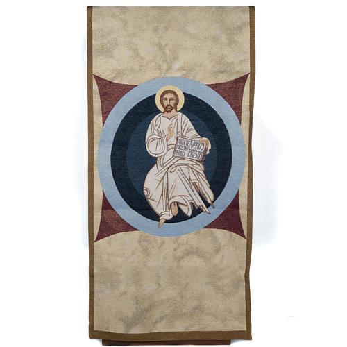 Voile d'ambon Christ le maître 1