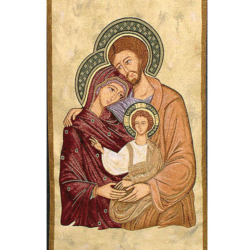 Lectern Cover Holy Family 2