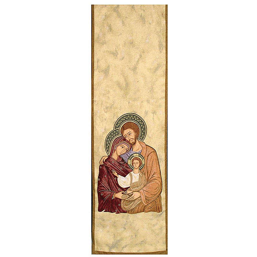 Voile d'ambon Sainte Famille classique 4