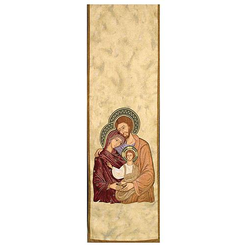 Voile d'ambon Sainte Famille classique 1
