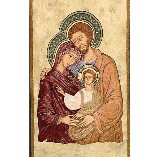 Voile d'ambon Sainte Famille classique 2