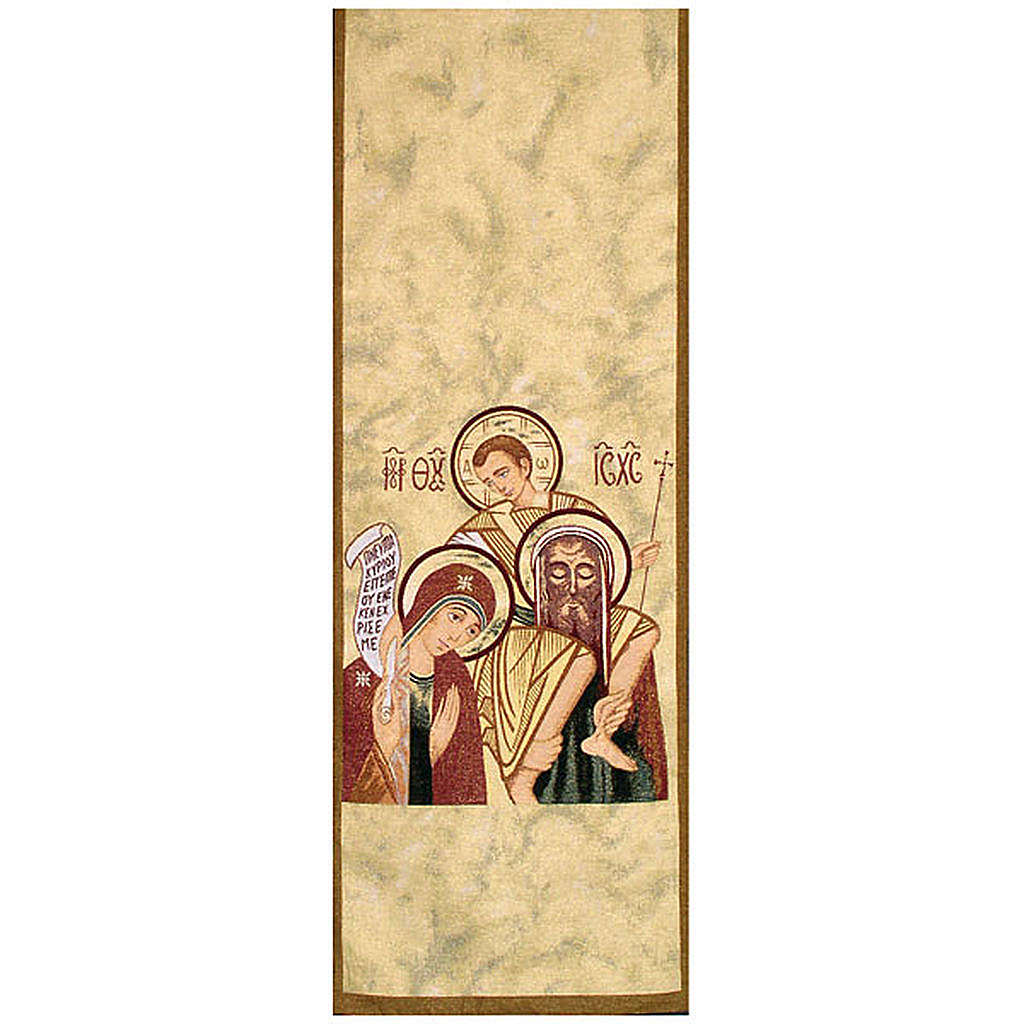 Pulpit cover Holy Family, Neocatechumenal Way 4