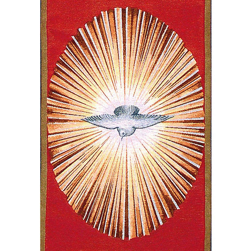 Voile d'autel Saint Esprit 4